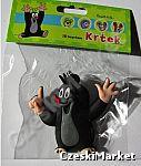 Breloczek 3D - Krecik - 6 cm/ 7 cm