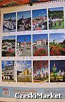 Kalendarz ścienny 2013 - Czechy - piękne zdjęcia
