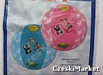 Krecik - piłka dmuchana - 51 cm (dwa kolory - do wyboru)