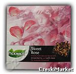 Pickwick - Sweet Rose - Słodka Róża -  100% natural