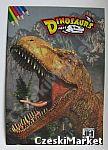 Dinozaury - malowanka A5 jak Jurassic Park