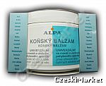Alpa koński balsam (końska maść - moc 16 ziół) 250 ml - łagodzi bóle mięśni i stawów