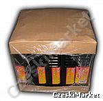 Preso Caj (Presco Caj) - paczka 20 szt w opakowaniu zbiorczym producenta - koncentrat herbaciany herbata rum 600 ml, (czeski napój - do wody, do herbaty)