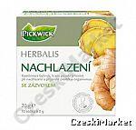 Pickwick Herbalis imbir - przy przeziębieniu