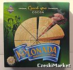 Wafle, wafelki opłatki Zdrojowe - Kolonada - kakaowe