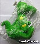 Smok krakowski pluszkowy maskotka 25 cm