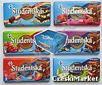 Paczka 15 sztuk czekolad studentska, LIMITOWANE (taniej)