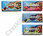 Zestaw czekolada Studentska 4 smaki edycja limitowana 2016
