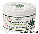 Alpa krem  balsam do masażu z olejem konopnym 250 ml - na zmęczone i napięte mięśnie, regeneruje