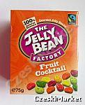 Jelly Bean Factory Gourmet 75 g - owocowe (bez żelatyny, bez glutenu, dla wegetarian)