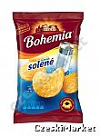 Chipsy Bohemia - solone 150 g