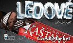 Kastany Kasztany  Ledove - batonik w gorzkiej czekoladzie z kakaowoorzeszkowym wypełnieniem