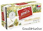 Jemca - herbata na żołądek i jelita - kmin korzenny, rozmaryn, anyż