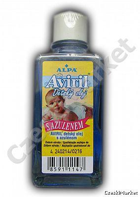 alpa olejek dla dzieci z azulenem jpg
