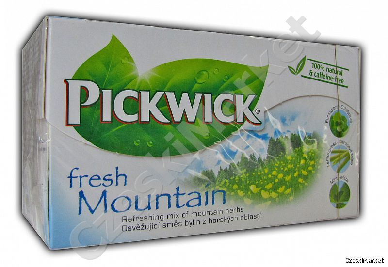 Pickwick - Fresh Mountain
