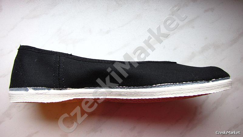 Tenisówki ORYGINALNE, które noszą Czeszki, Polki, Słowaczki i inne Europejki od kilkudziesięciu lat - jarmilki -  ORYGINALNE - buty dla dorosłych