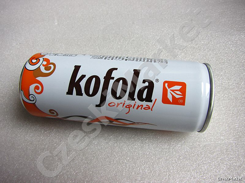 Kofola Original w puszce - 250ml