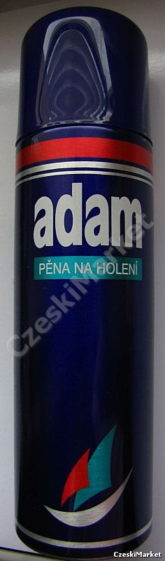 Pianka do golenia Adam
