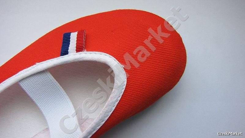 Tenisówki ORYGINALNE dorośli, które noszą Czeszki, Polki, Słowaczki i inne Europejki od kilkudziesięciu lat - jarmilki -  ORYGINALNE - buty dla dorosłych