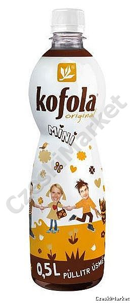 Kofola original - 0,5 litra, 500ml