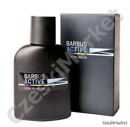 Barbus Active - woda po goleniu 100 ml