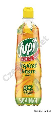 Syrop, koktail koncentrat Jupi 700ml - Tropical Dream Mango