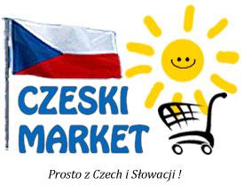 Czeski Market - produkty prosto z Czech i Słowacji! - sklep internetowy