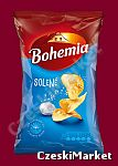 Chipsy Bohemia - solone 230 g